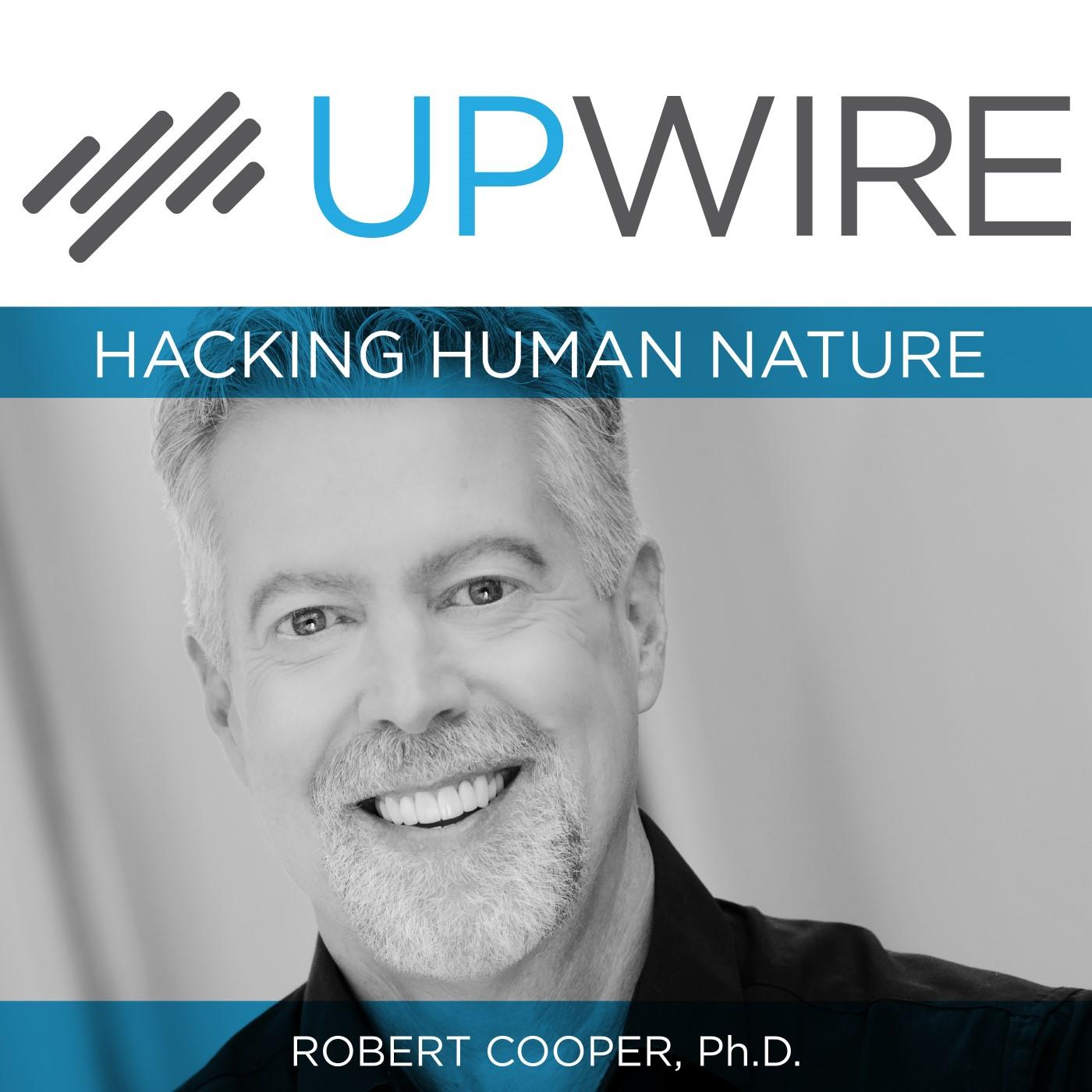 UPWIRE: Hacking Human Nature show art