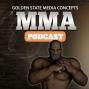 Artwork for GSMC MMA Podcast Episode 23: Recap of UFC Fight Night 95 and  Invicta FC 19 (9-27-16)