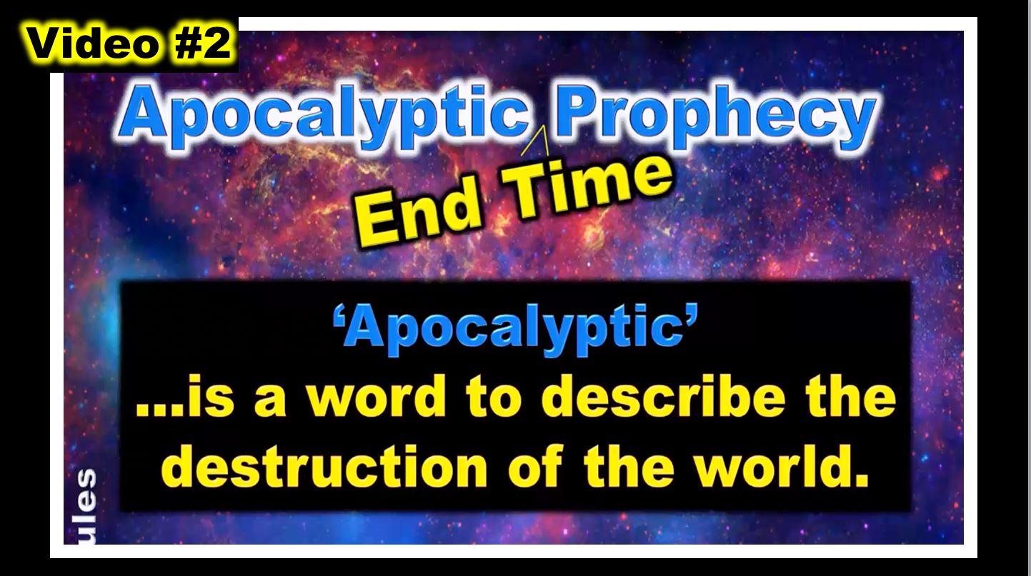 #2 - KEYS to UNDERSTANDING BIBLE PROPHECY
