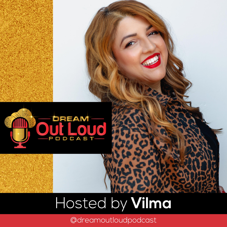 Dream Out Loud Podcast show art