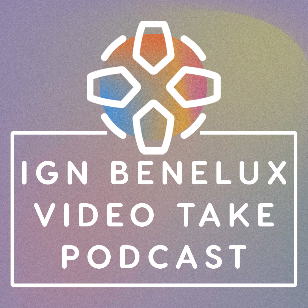 IGN Benelux Video Take Podcast show art
