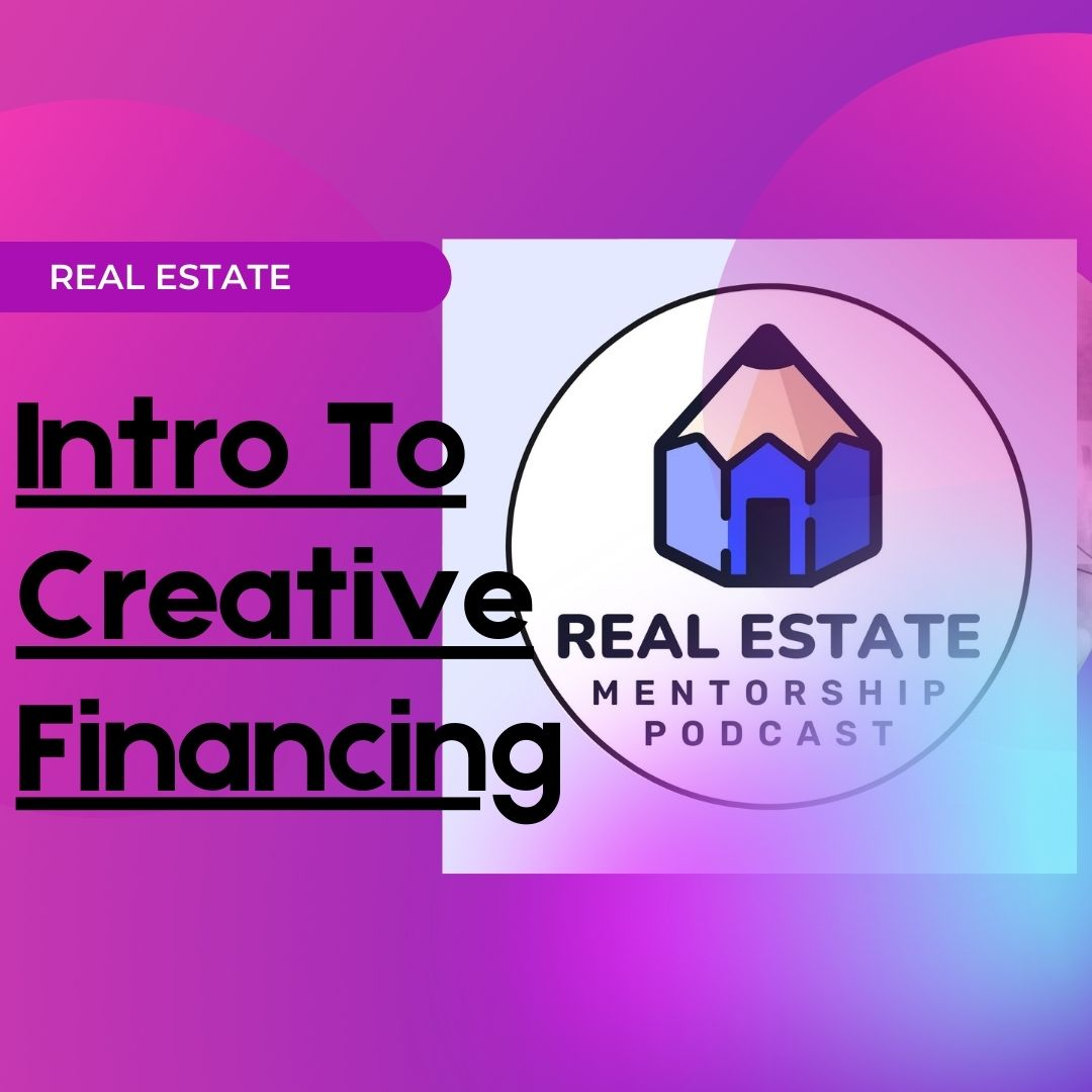 Creative Financing Intoduction show art