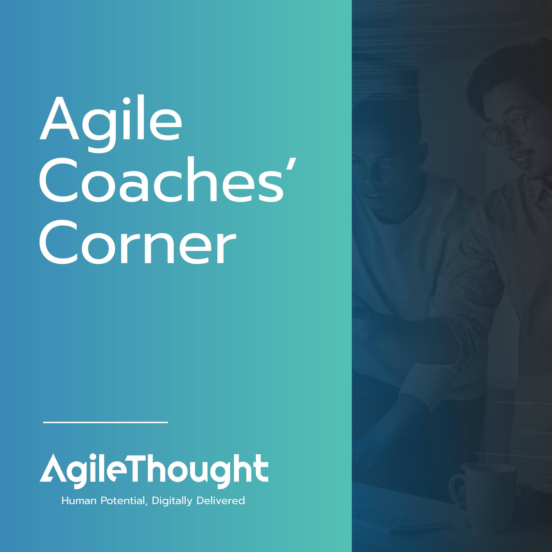 Agile Coaches' Corner show art
