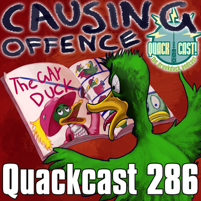 Episode 286 - Offence, walking on eggshells