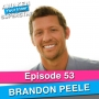 Artwork for 53 Brandon Peele – Uncover Your Purpose And Unlock Your Full Potential!