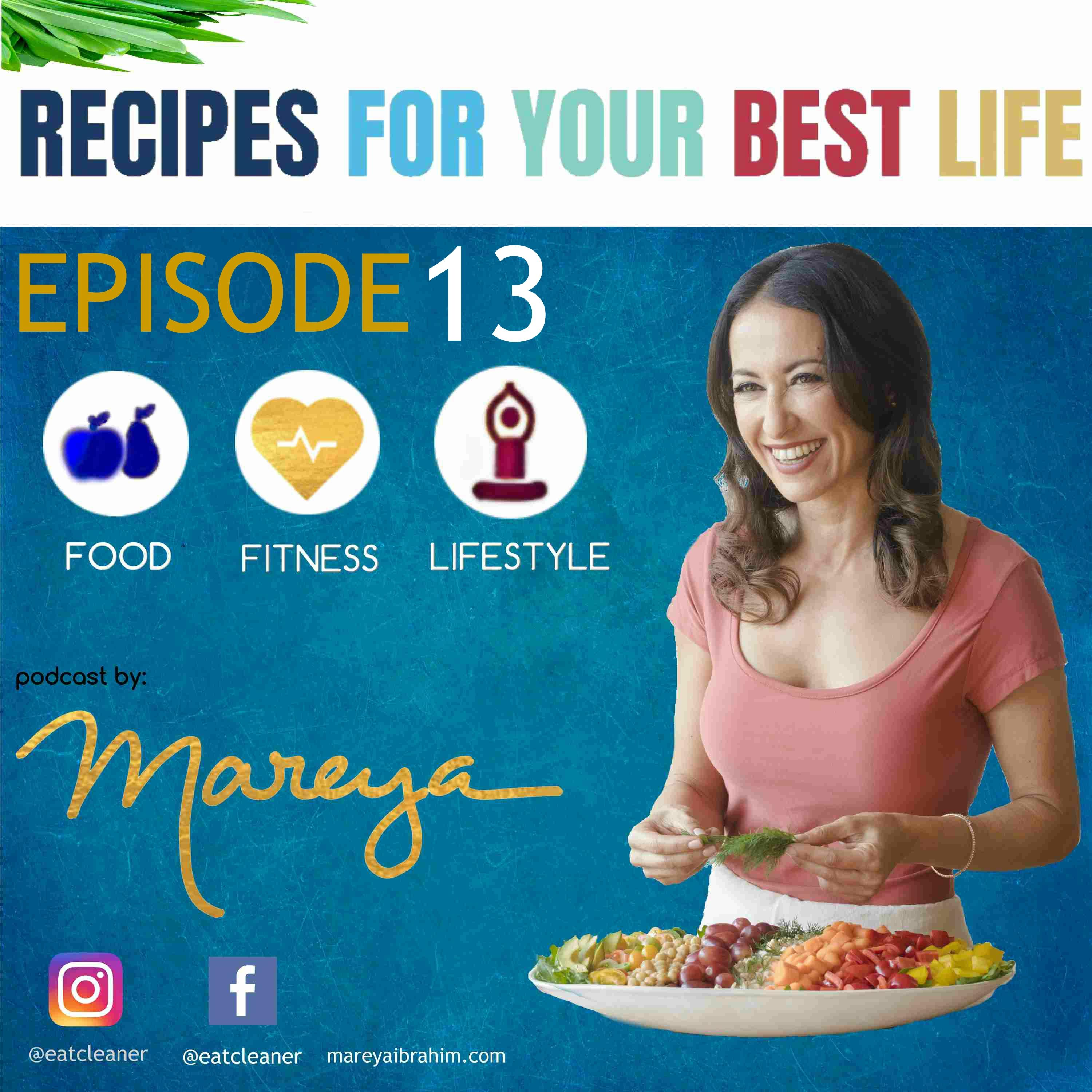 EP 13 - The Life Changing Magic of Tidying up Your Food House.