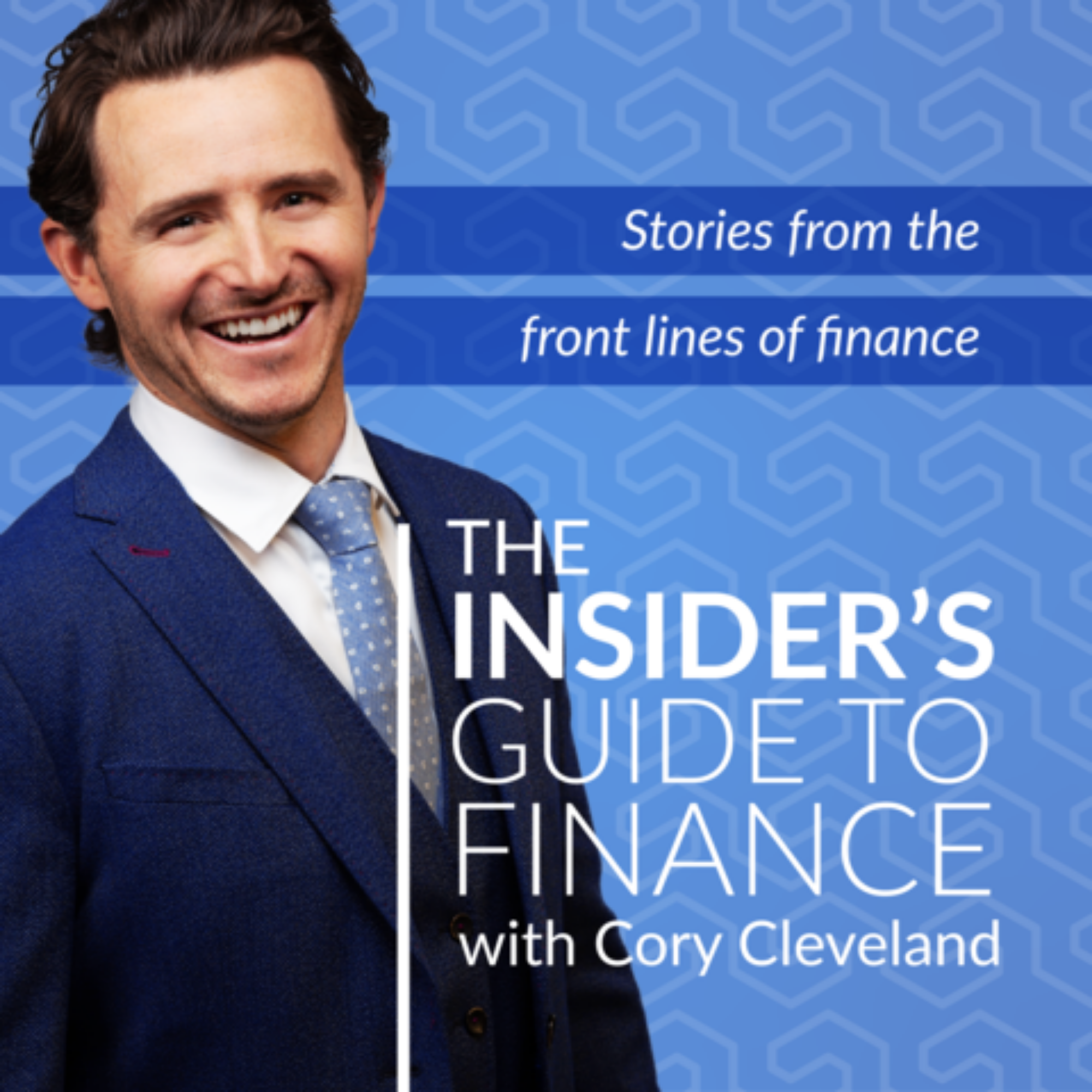 The Insider's Guide To Finance show art
