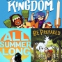 Artwork for Young Readers: Reviews of The Cardboard Kingdom, All Summer Long, and Be Prepared