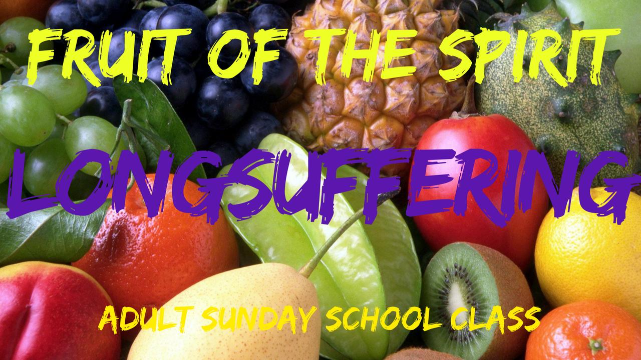 Artwork for Fruit of the Spirit {Longsuffering}