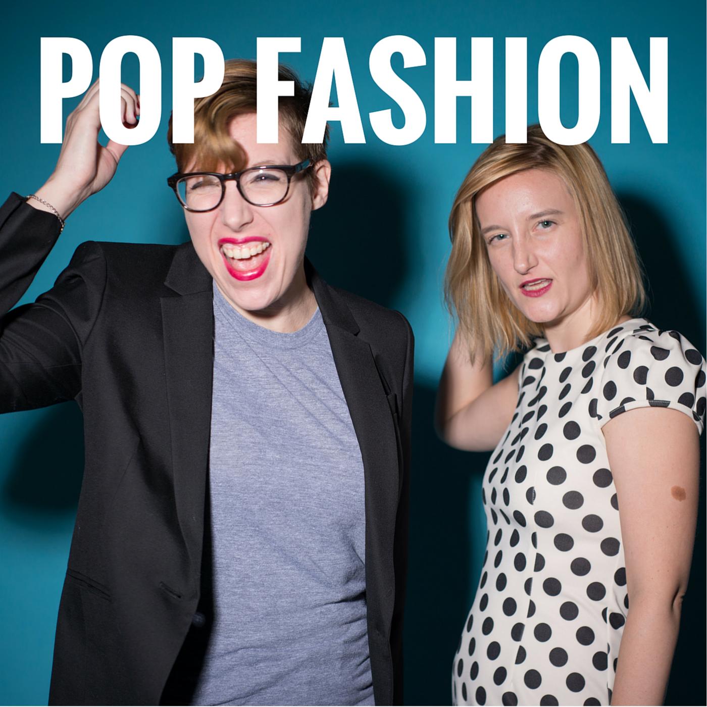 Pop Fashion show art