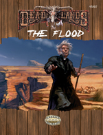 Episode 050: Deadlands: The Flood w/ Matthew Cutter