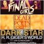 Artwork for Week 28: Dark Poet: Giger Girls (The Final Girls, Dark Star: H.R. Giger's World, Dead Poets Society)