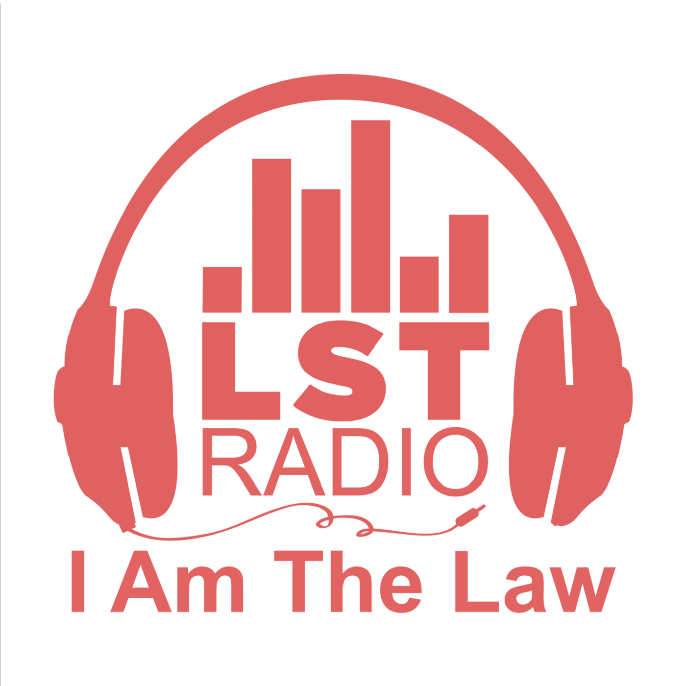 LST's I Am The Law show art