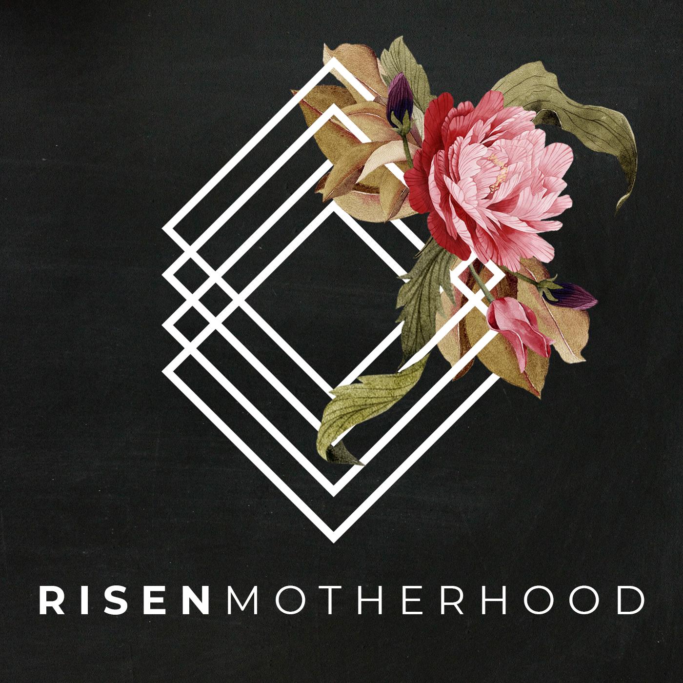 Risen Motherhood logo