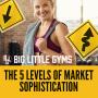 Artwork for GHR 022: The 5 Levels of Market Sophisitication