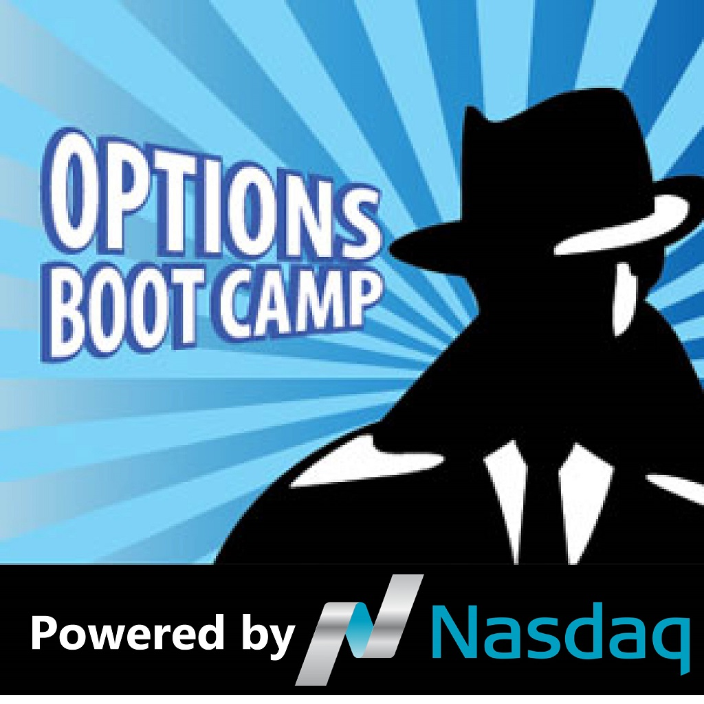 Artwork for Options Bootcamp 74: Trading Options in a High Volatility Environment