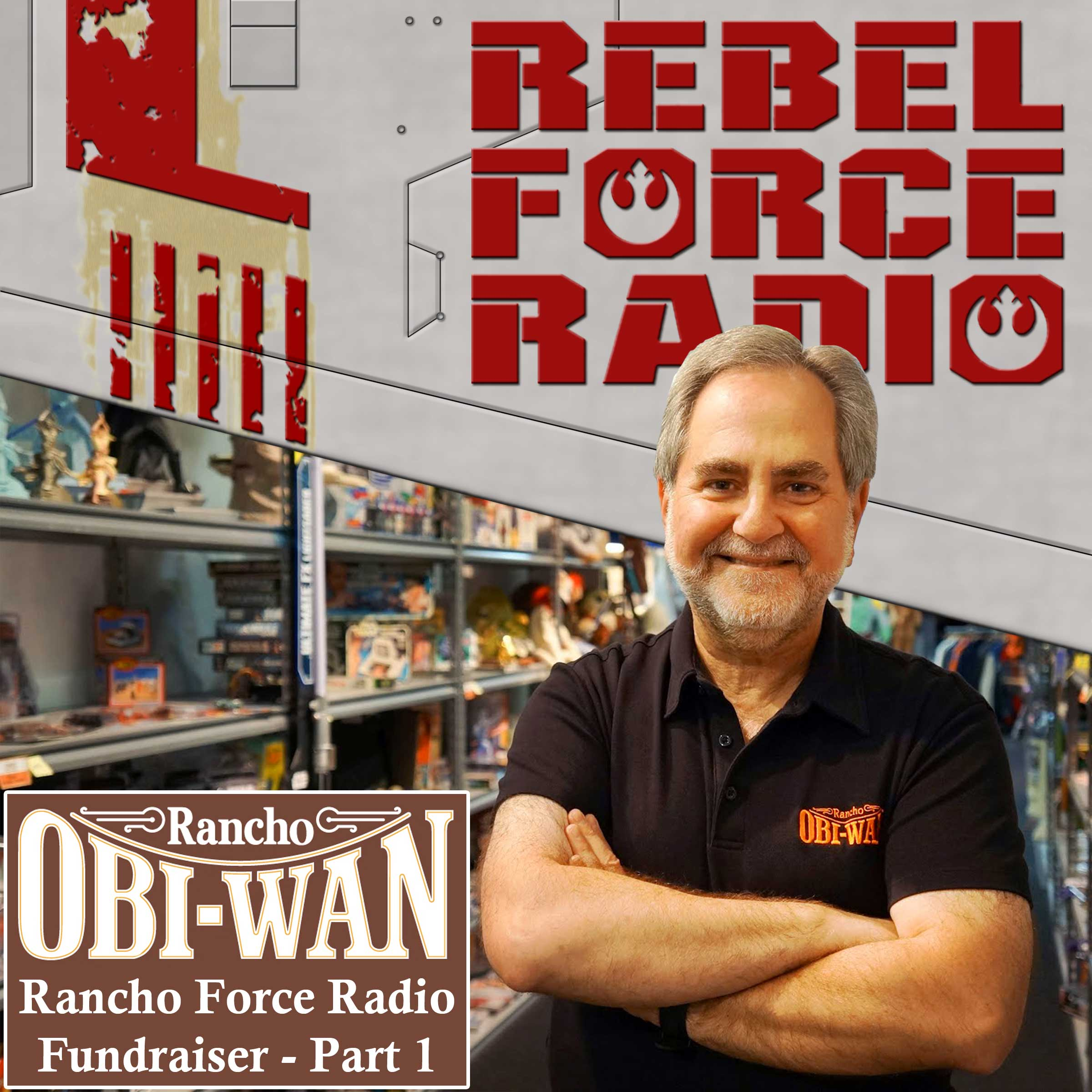 RFR Live from Rancho Obi-Wan: Part 1