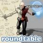 Artwork for GameBurst Roundtable - Game Design