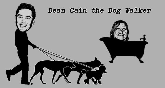 FistShark Marketing 01: Dean Cain The Dog Walker