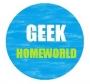 Artwork for Geek Homeworld Promo
