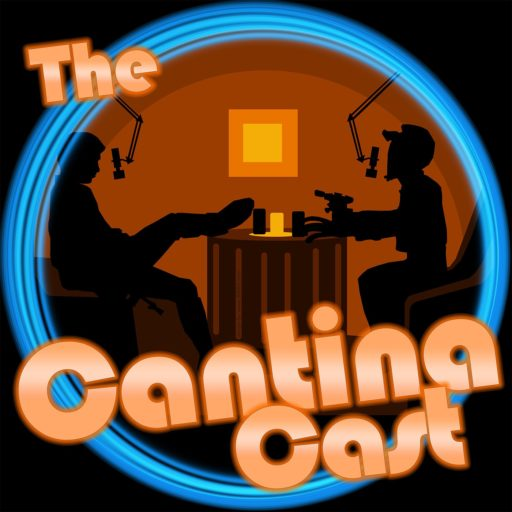 The Cantina Cast: Star Wars The Last Jedi, Rogue One, The Force Awakens logo