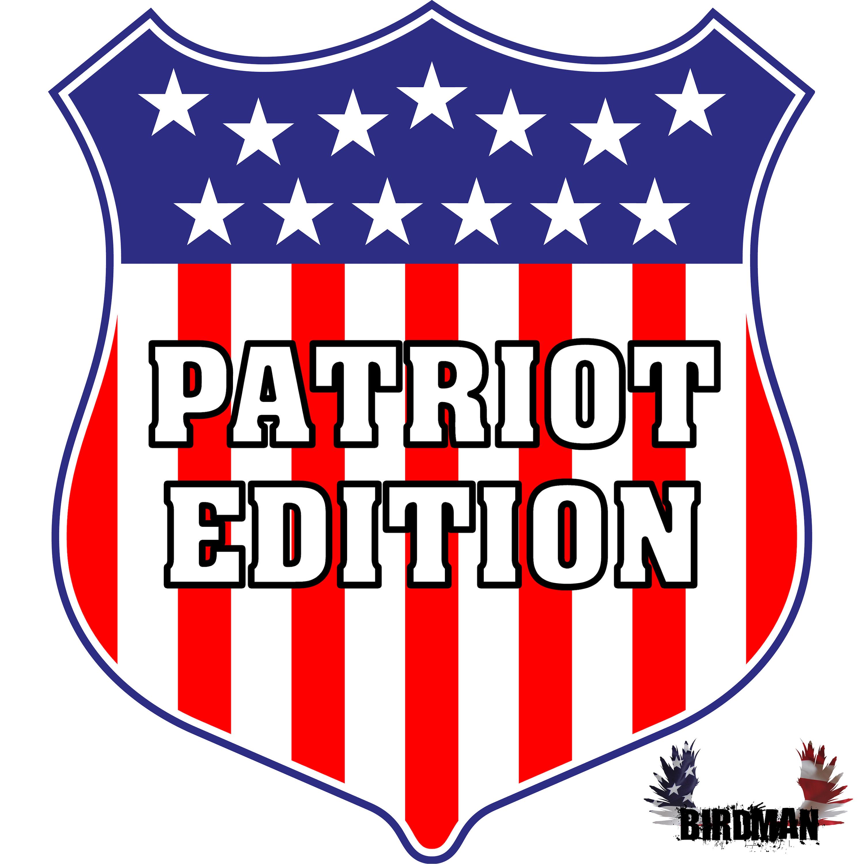 Patriot Edition show art