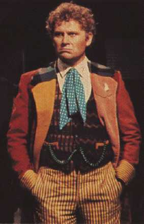 Tim's Take On:Episode 6(The Sixth Doctor)