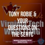 Artwork for Coach Tony Robie and your questions on the SERTC