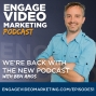 Artwork for EVM051 Welcome to the new Engage Video Marketing Podcast