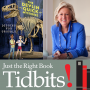 """Artwork for Tidbits Ep 13: Linda Fairstein Reads From """"Digging For Trouble"""""""