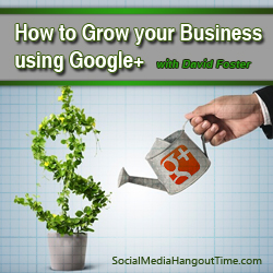 10 - How to Grow your Business using Google+ Interview with David Foster