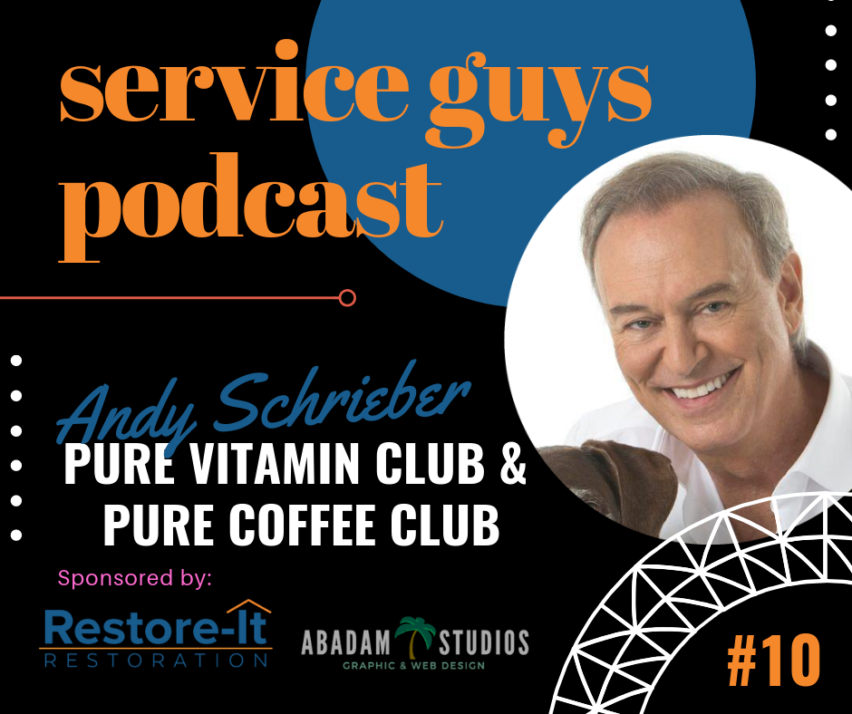 SGP010 : Andy Schrieber with Pure Vitamin Club and Pure Coffee Club
