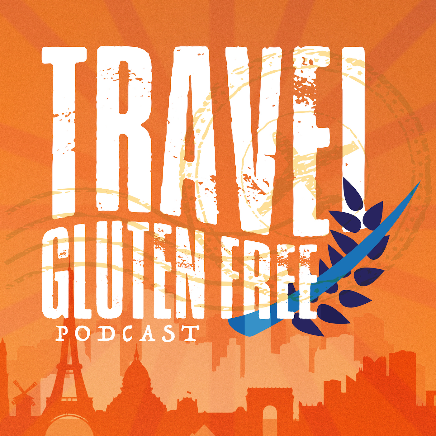 Travel Gluten Free Album Art