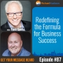 Artwork for 087: Redefining the Formula for Business Success with Ford Saeks
