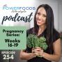 Artwork for 254: Pregnancy Series: Weeks 16-19 Nutrition