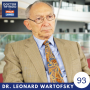 Artwork for 93: Has anything changed in the past 50 years of treating thyroid disease?  (including thyroid cancer)   The answer is yes.  → Dr. Leonard Wartofsky from MedStar