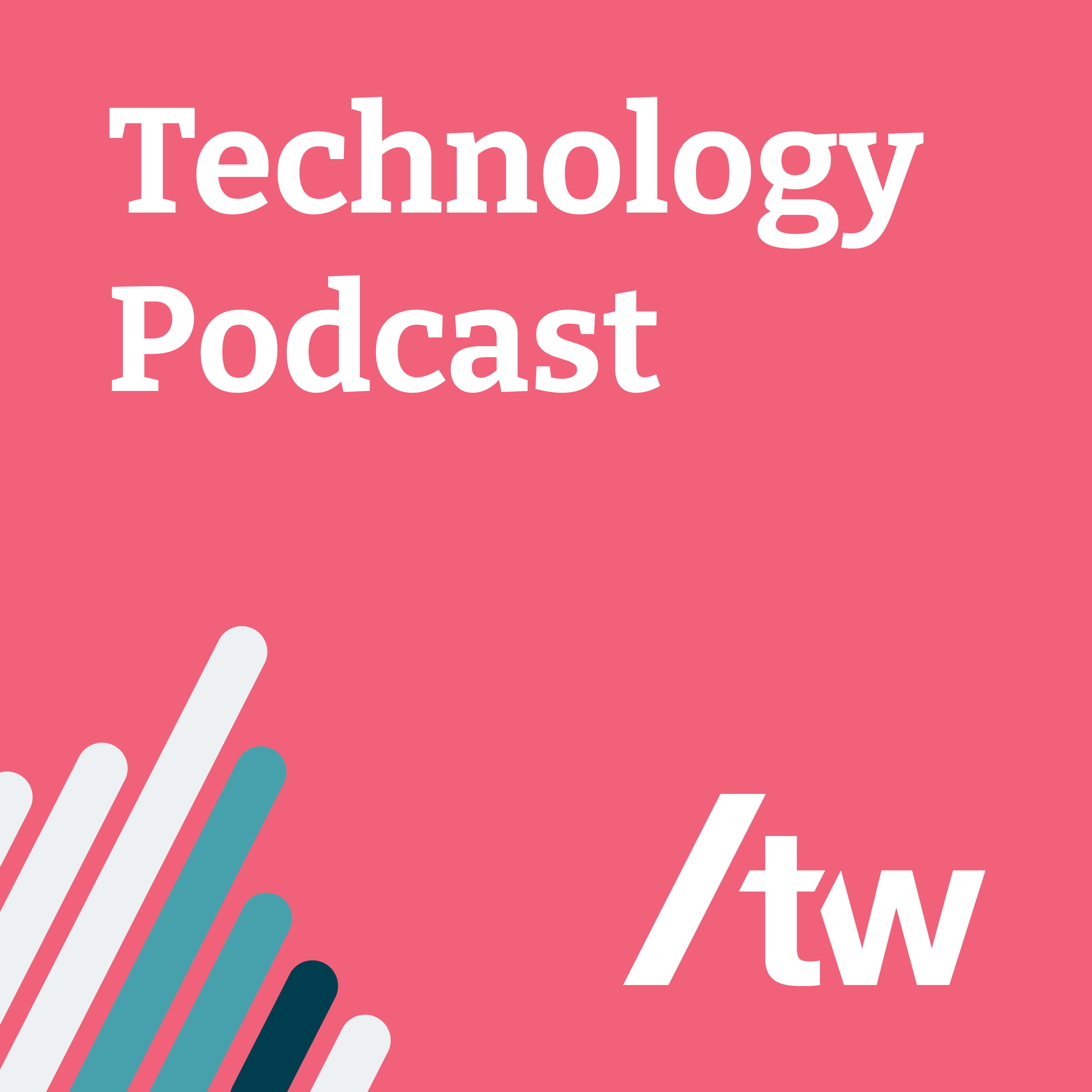 Thoughtworks Technology Podcast show art