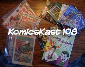 KomicsKast 108 - Pulp AdventureCon