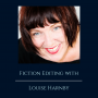Artwork for Ep 108: Fiction Editing with Louise Harnby