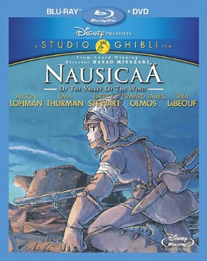 $10 Off Nausicaa Blu-Ray/DVD Coupon