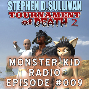 Monster Kid Radio #009 - Stephen D. Sullivan and The Seventh Voyage of Sinbad, Part One