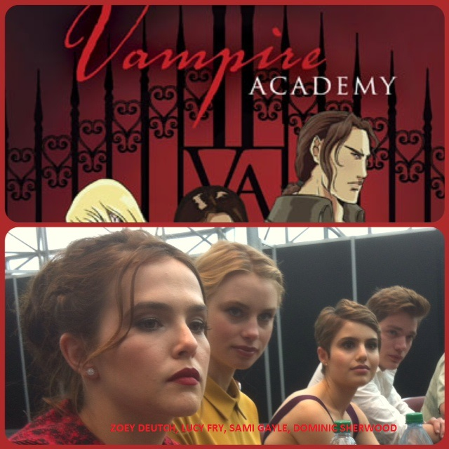 Episode 508 - NYCC with Vampire Academy!
