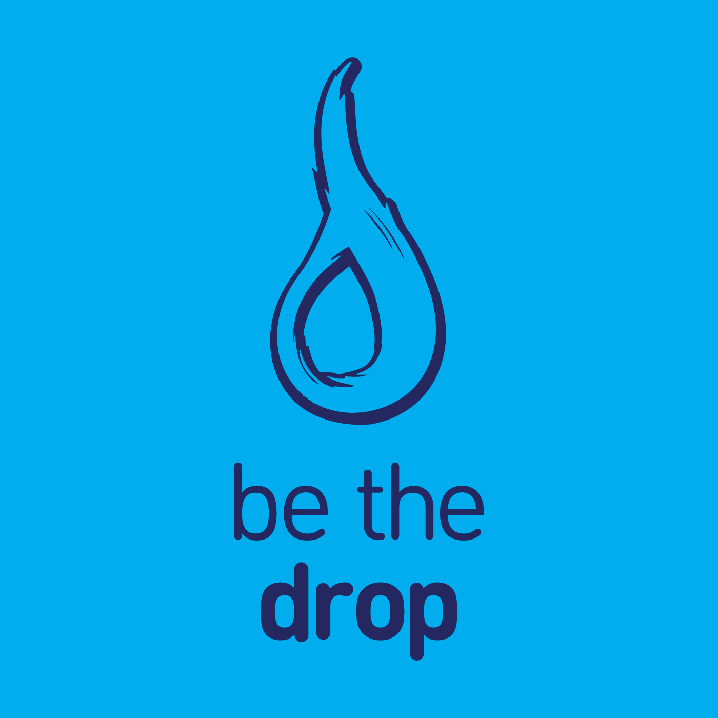 Be The Drop - Investigating Brand Storytelling show art