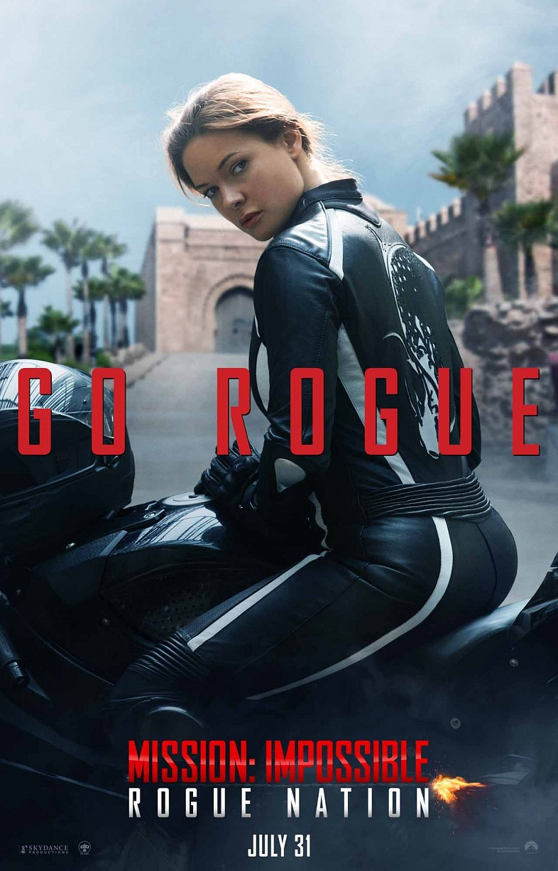 Mission: Impossible - Rogue Nation / Spy Movies
