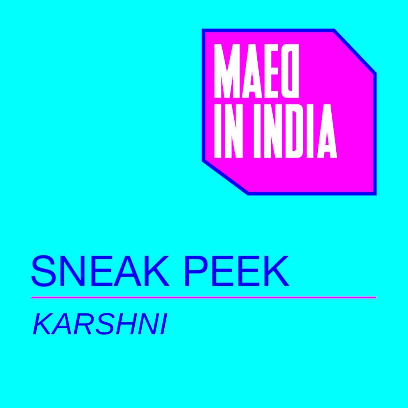 Sneak Peek: Karshni