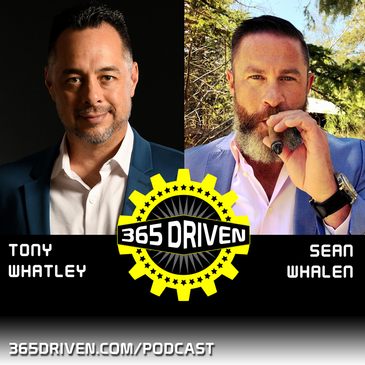 Millions Of Sheep And So Few Lions - With Sean Whalen - EP0092 show art