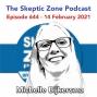 Artwork for The Skeptic Zone #644 - 14.February.2021