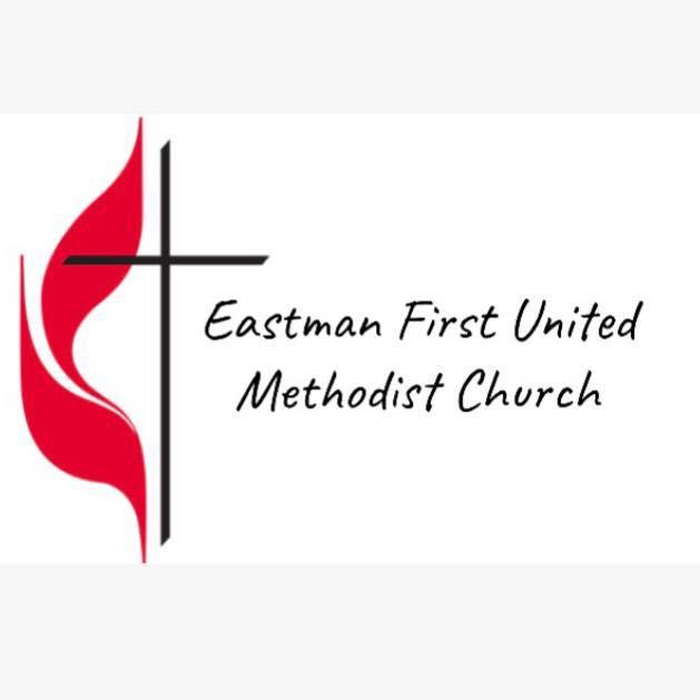 Eastman First UMC Sermons show art