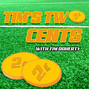 Tim's Two Cents Podcast show art