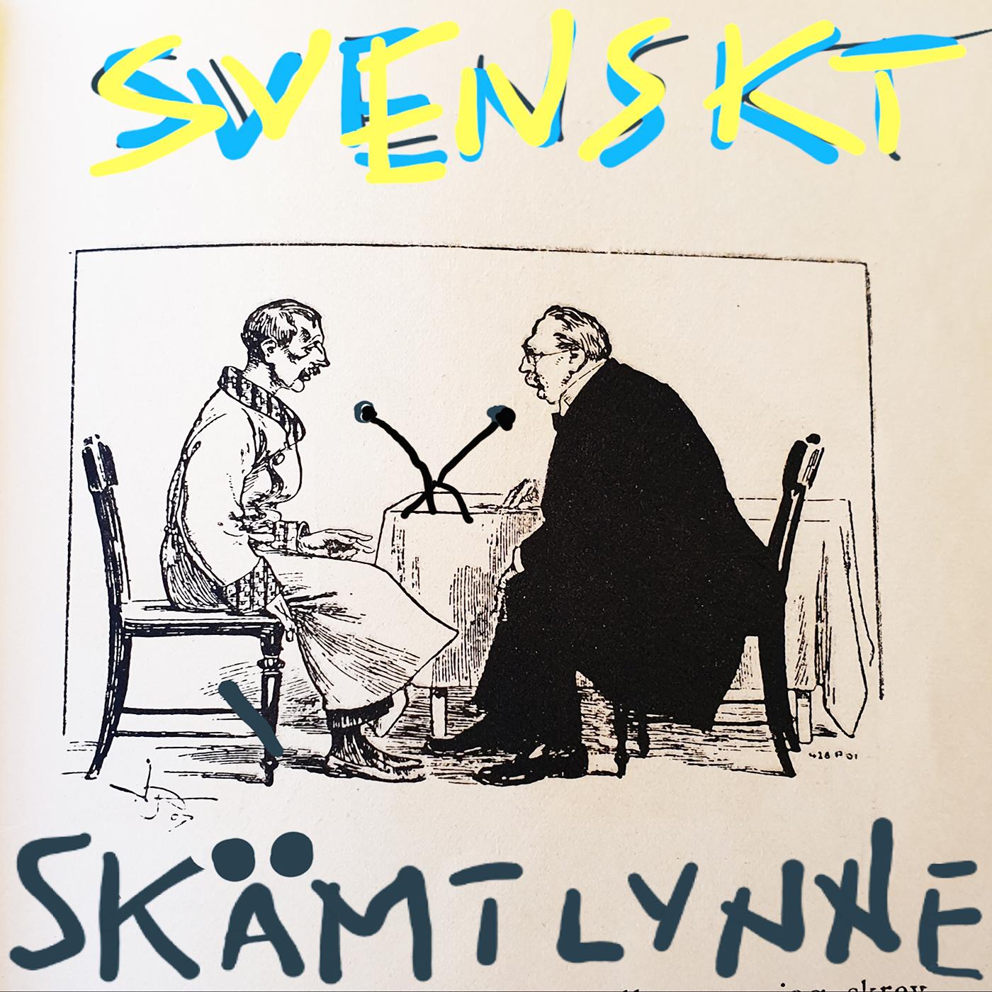 Svenskt Skämtlynne ep 105